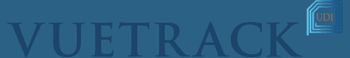 VueTrack UDI logo